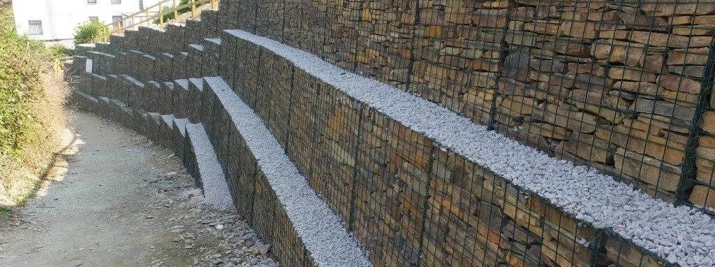 Devoran Gabions Bba Approved Uk Manufactured Gabion Baskets
