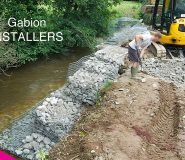 Gabion Installers - Stone Suppliers