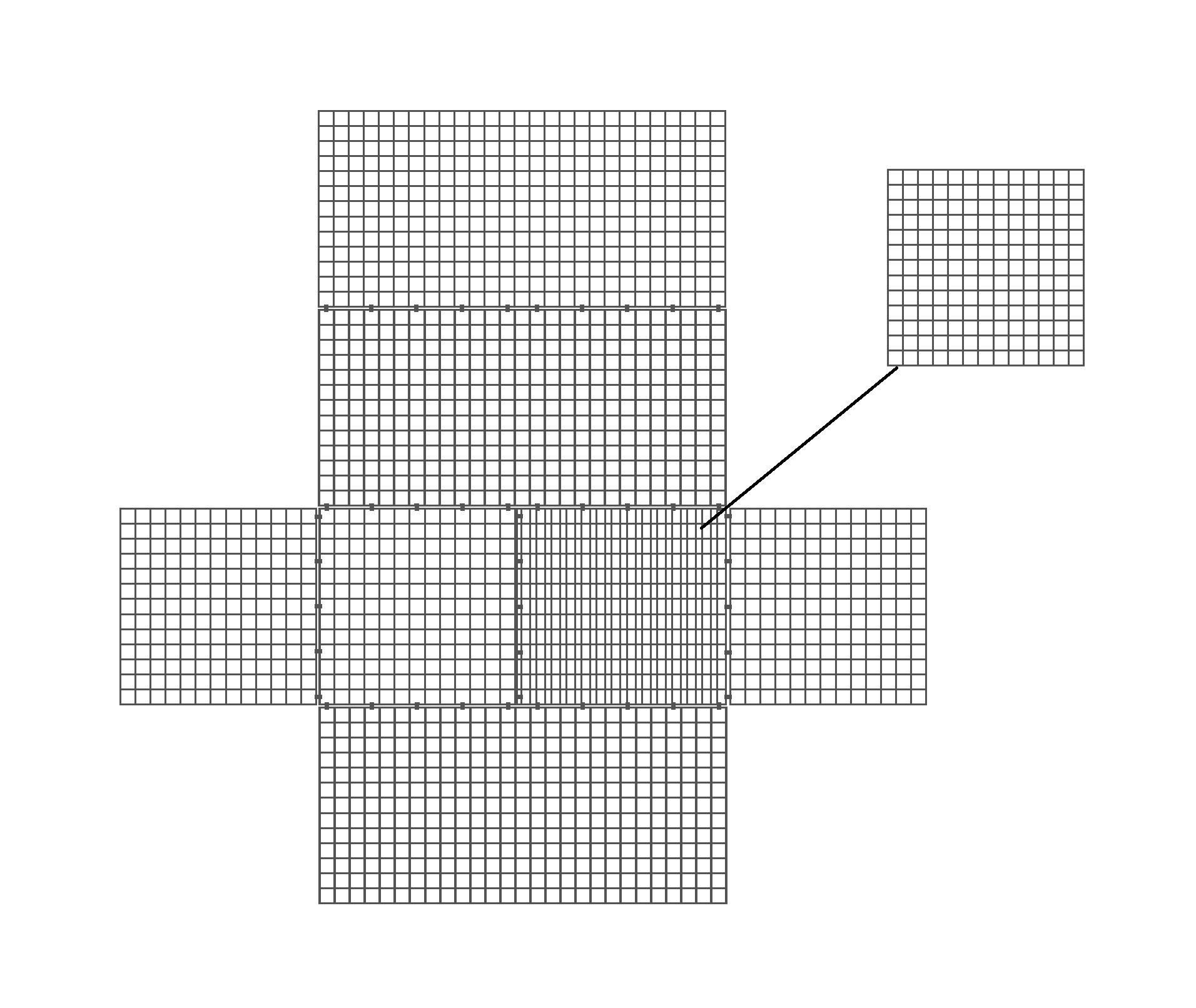 Retaining wall gabion baskets 2m x 1m x 1m cages for Fenetre 2m x 1m