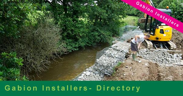 Devoran Garden Gabions Installers Directory